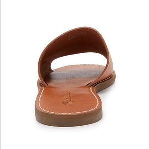 Madewell Shoes - • Madewell Boardwalk Slide Sandals •